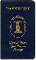 U.S. Lighthouse Society Passport